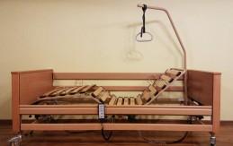 Łóżko rehabilitacyjne 4 funkcyjne